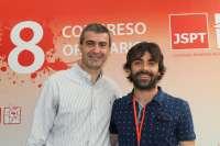 José Antonio Luján, reelegido secretario general de Juventudes Socialistas de la provincia de Toledo