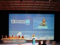 García contrapone la búsqueda de soluciones del PP con la actitud del PSOE preocupado por su asiento