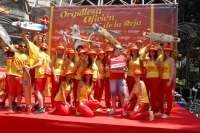 Cientos de aficionados estrenan la 'Orgullosa Plaza de la Afición' en la ciudad de Murcia
