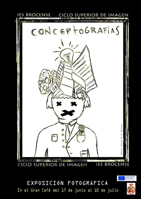 La VIII Exposición Fotográfica IES 'El Brocense' puede visitarse hasta el 10 de julio en el Gran Café de Cáceres