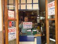Un bar de Ampuero reparte el primer premio de la Lotería Nacional, dotado con 600.000 euros