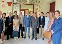 De Llera valora la labor de los procuradores en convertir a Andalucía en líder de notificaciones judiciales telemáticas