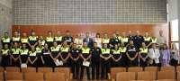 Gobernación forma y especializa a 39 policías locales para actuar