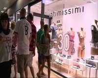 El 70 por ciento de los comerciantes de Mallorca dice sus ventas ha empeorado durante este primer día de rebajas