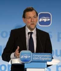 Rajoy dice que los españoles comparten