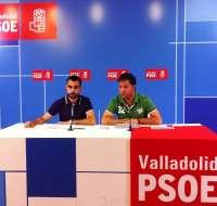 El PSOE pide al PP de Valladolid que no acepte de forma