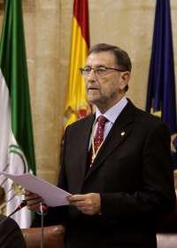 Gracia reclama respeto al Estatuto, afirmando que los andaluces no pueden aceptar