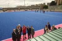 El campo de hockey acogerá del 14 al 18 de julio el torneo Tres Naciones entre España, India y Gran Bretaña