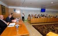 El pleno de la Diputación rechaza una moción del PP para la restauración integral de la residencia de Cazalla