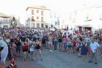 Centenares de personas se manifiestan en Santa Cruz de la Zarza contra el cierre del servicio de Urgencias