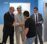 El programa Reincorpora forma en tareas de limpieza a doce reclusos de Valladolid, de los que cuatro ya tienen trabajo