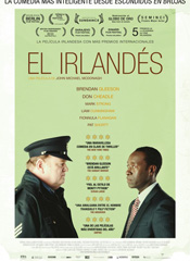El irland�s (The guard) - Cartel