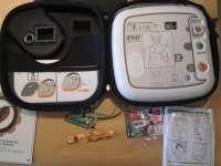 Un proyecto de Anek S3 propondrá a ayuntamientos conseguir desfibriladores gratis mediante la iniciativa 'Salvavidas'