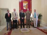 Salamanca entregará las Llaves de la ciudad a Reino Unido en agradecimiento a su apoyo en la Guerra de la Independencia