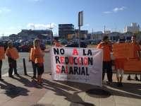El 85% de la plantilla de Unipost Cantabria secunda los dos días de huelga contra la reducción salarial y los despidos