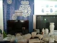 Detenidos 5 integrantes de un grupo organizado dedicado a la introducción de drogas en Murcia desde Alicante