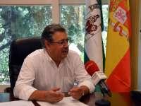 Zoido espera que en septiembre se alcance un acuerdo sobre la FAMP que respete