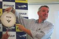 O'Leary (Ryanair) niega presiones sobre los pilotos y asegura que no se corren riesgos en seguridad