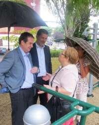 Caballero insta a Feijóo a derogar el Área Metropolitana de Vigo para evitar a los alcaldes del PP un