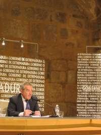 El Gobierno de Extremadura continúa trabajando