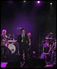 Amplían las entradas VIP para el concierto de David Bustamante en Tívoli World tras haberse agotado