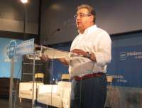 Zoido, convencido de que se alcanzará un acuerdo en el PP-A sobre la Ley de Capitalidad para Sevilla