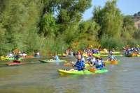 Turismo de Aragón colaborará en la celebración de la XV edición del descenso del Cinca en piraguas