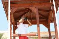 Las playas de Águilas no registran ninguna víctima por Síndrome de Inmersión en los 45 días transcurridos del Plan Copla