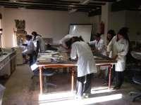 La Fundación Santa María de Albarracín reanuda el ciclo formativo para restauradores