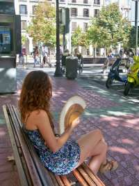 El sur de las provincias de Ávila y Salamanca permanecerán mañana en alerta amarilla por riesgo de calor