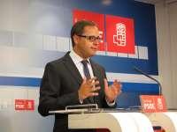 César Luena destaca