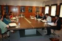 Constituida la Comisión de Comunicación Institucional de la novena legislatura