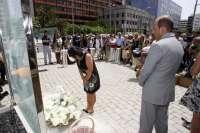 Familiares de las víctimas del vuelo Spanair JK5022 reafirman su búsqueda de la verdad en el cuarto aniversario