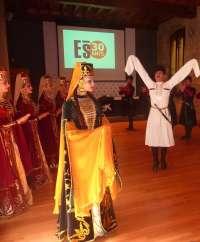 El festival de danza de Preses reflexiona sobre la independencia en la obra 'DAD.EXE'