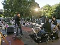 Armónica Le Whiskey Quartet abrirá este martes el ciclo 'Jazz' con un concierto en la Ciudadela de Pamplona