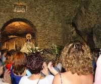 El Ayuntamiento de Mijas asumirá el coste de la restauración de la imagen de la Virgen de la Peña