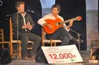 Miguel de Tena, 'El Troya', 'El Almendro' y Tomás Pereila, este miércoles en el Festival de Lo Ferro