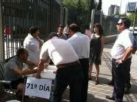 El alcalde de Arroyo de la Luz registra un escrito en Industria a favor de las renovables y en apoyo de Vadillo