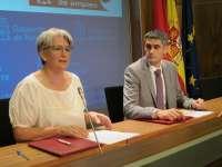 Goicoechea cree que Navarra cumplirá con el objetivo del déficit y afirma que por ahora no se contemplan nuevos ajustes