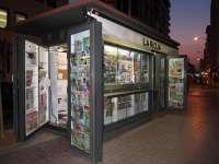 El Ayuntamiento licita siete quioscos de prensa que podrán estar en funcionamiento en un plazo entre dos y tres meses
