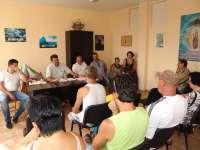 El Ayuntamiento de San Sebastián destinará 100.000 euros a los afectados por el incendio de La Gomera