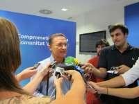 Castellano espera que la Comunitat pueda cumplir el objetivo de déficit y defiende las