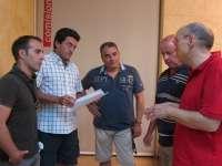 Los trabajadores de La Generala denuncian escasez de medios materiales y humanos contra incendios forestales