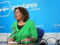 El PP destaca que la reforma de la Administración Pública de Cospedal garantiza el 57% de los empleos de interinos
