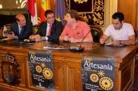 Un total de 83 expositores participan en la XXVI Feria de Artesanía de Cuenca que arranca este jueves