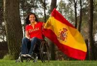 La nadadora Teresa Perales será la abanderada española en la inauguración de los Juegos Paralímpicos