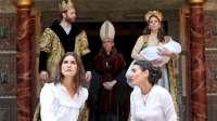 La compañía madrileña Rakatá pone en escena este miércoles 'Enrique VIII'