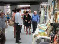 Ordiñaga señala que la Generalitat Valenciana trabaja para fomentar la competitividad del sector artesano