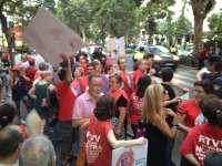 Sindicatos critican que Domínguez se haya negado a recibirles para escuchar una propuesta alternativa al ERE