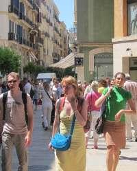 Baleares es la segunda región con mayor llegada de turistas extranjeros hasta julio, superando los 5,8 millones (+2,2%)